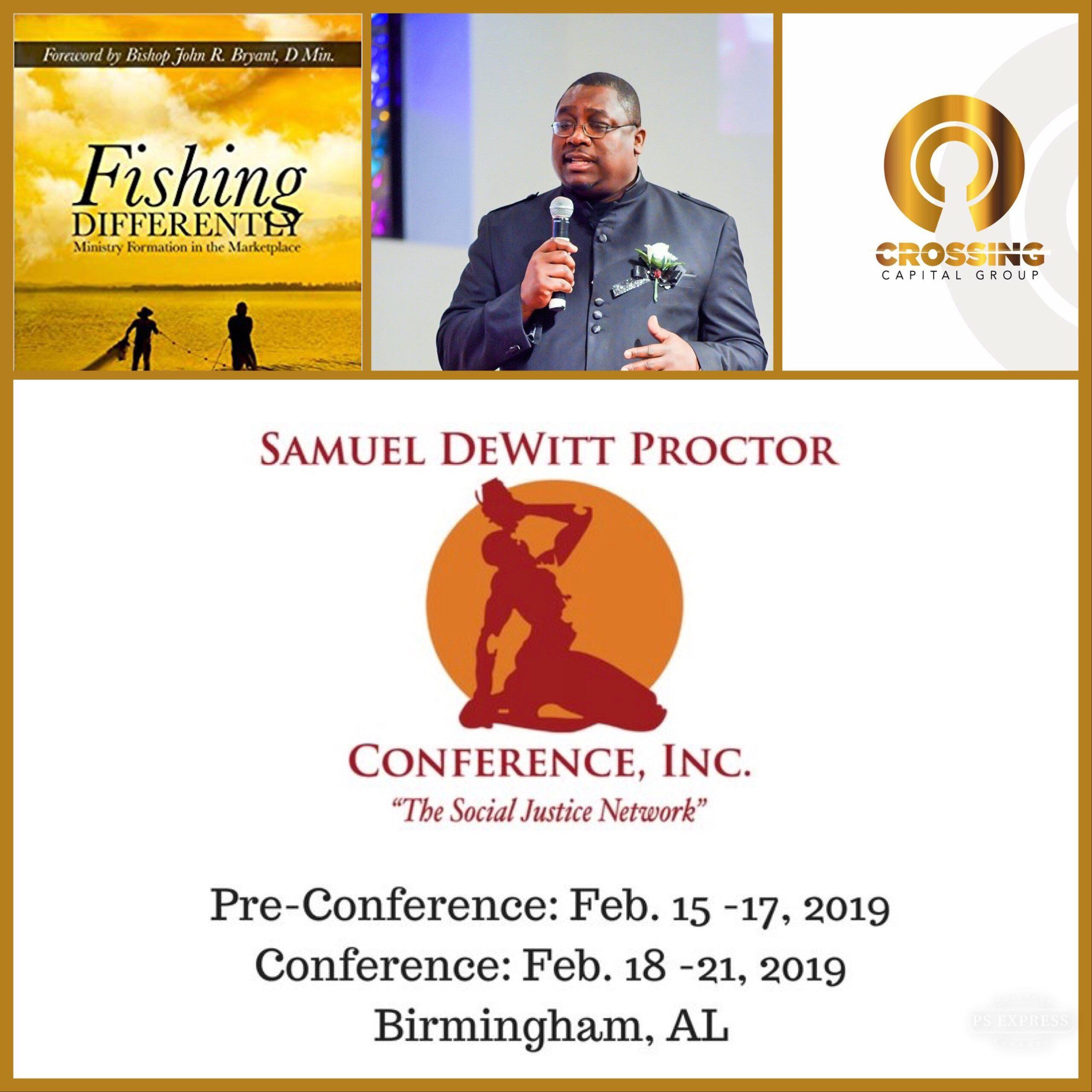 Sidney Williams Samuel DeWitt Proctor Conference